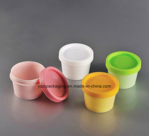 Plastic PP Jar Cosmetic Jar Cream Jar Cosmetic Bottls 50ml pictures & photos