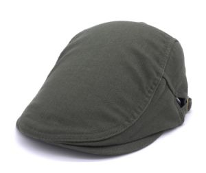 Army Green Cotton Twill Beret pictures & photos