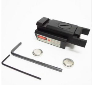 Red DOT Laser Sight Weaver Rail Mount 20mm for Picatinny Gun Compact Hunt Gbng pictures & photos