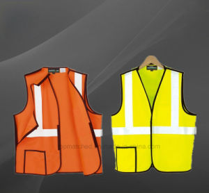 Organization Hi Vis Safety Reflective Working High Visibility Vest pictures & photos