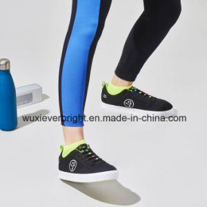 Popular Never Tie Polyester Silicone Shoelaces pictures & photos