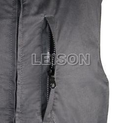 Bulletproof Ballistic Sleeveless Jacket Wth Nij Iiia Performance pictures & photos