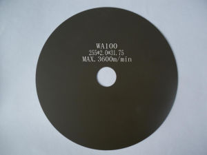 Copper Capillary Ultra Thin Cutting Grindstone with SGS Certificates pictures & photos