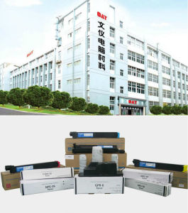 Compatible for Kyocera Tk 718 Toner Cartridge pictures & photos
