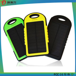 Outdoor solar power bank for mobile phone charger pictures & photos