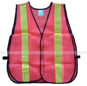 75g Mesh Fabric Safety Reflective Vest pictures & photos