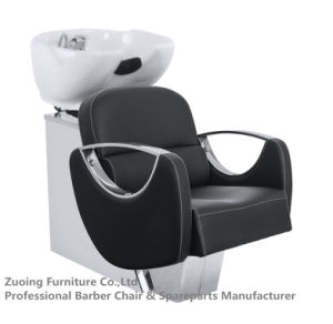 Hair Wash Chair with Armrest pictures & photos
