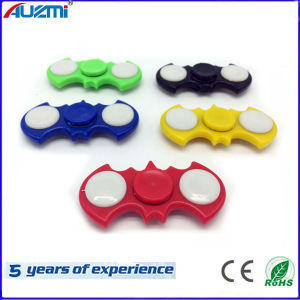 New Stress Reducer Fidget Spinner with LED Light