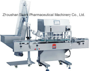 Automatic High-Speed Pharmaceutical Bottle Cap Screwing Machine