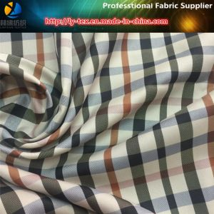 Polyester Yarn Dyed Check Fabric, Jacket Lining Fabric (YD1053) pictures & photos