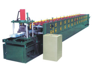 PPGI or Aluminum Material Blind Plate Slat Roll Forming Machine pictures & photos