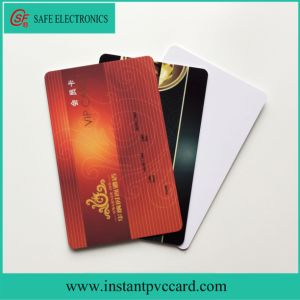 Direct Printing Inkjet Printable PVC Card pictures & photos