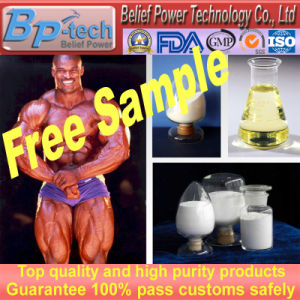 CAS: 76-43-7 Anabolic Steroid Fluoxymesterones Raw Powder Halotestin for Fitness Bodybuilder pictures & photos