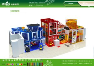 Kaiqi Customized Children Indoor Playground for Commercial and Amusement pictures & photos