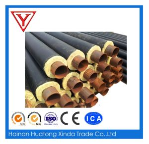 Weld Carbon Steel Thermal Insulation Pipe Series pictures & photos