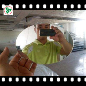 Aluminium Mirror / Glass Mirror / Mirror for Construction / Decoration pictures & photos