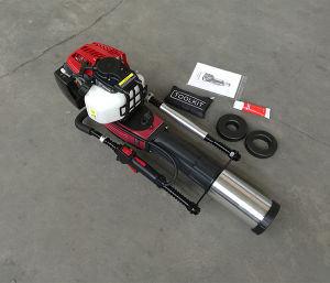 DPD-95 Petrol Powered Star Picket Post Driver for Farm Fence pictures & photos