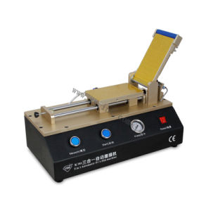 LCD Screen Millde Frame Laminating Machine Automaticl Laminating Machine pictures & photos