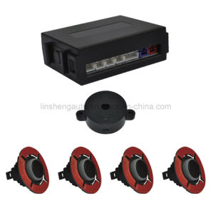 12VDC Parking Sensors with Adhesive Sensors, Smooth Design Installation pictures & photos
