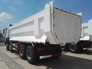 Sinotruk HOWO Brand New 8X4 Dump Truck and Tipper with U Type Body pictures & photos