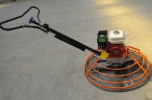 Gasoline Motor Power Floater Hgm100 pictures & photos