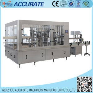 Washing Bottling Capping Machine Juice Production Line pictures & photos