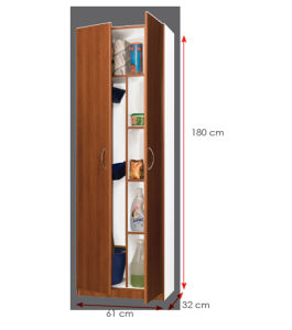 Modern MFC Laminated Cupboard Wooden Kitchen Cabinets (HX-DR443) pictures & photos