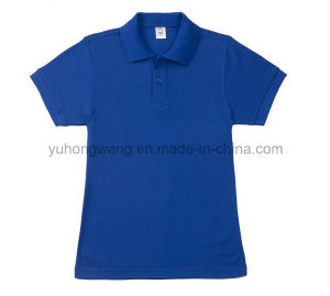 Promotion Cotton Adult Short Sleeve T-Shirt, Polo Shirt pictures & photos