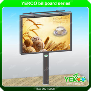 City Modern Scrolling Outdoor Backlit Advertisement Billboard for Sales pictures & photos