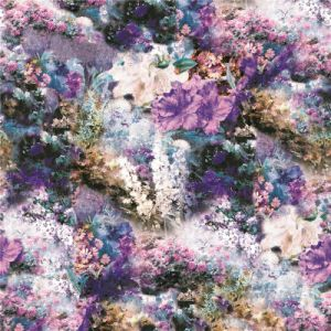 Flower Printing Fabrics Silk Textile for Shirt (XF-0085) pictures & photos