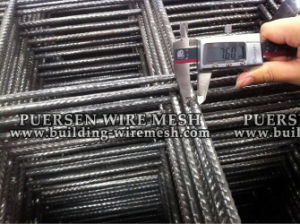 Square Mesh Steel Reinforcing Mesh SL62, SL72, SL82 & SL92 pictures & photos