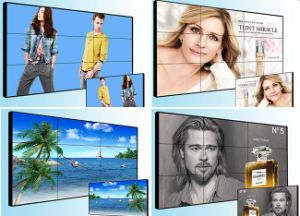 Super Narrow Bezel 55inch Seamless LCD Video Wall Display P5539 pictures & photos