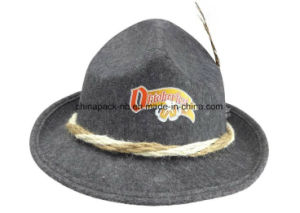 Octoberfest German Beer Fedora Hats (CPPH_020) pictures & photos