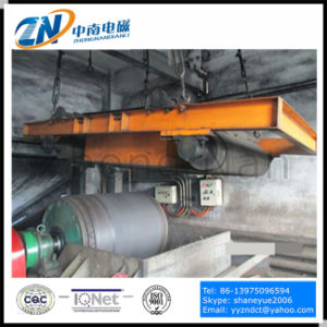 Belt Type Suspended Electro Magnetic Separator on Conveyor RCDD-10 pictures & photos