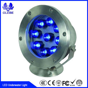 DMX Controled LED Underwater Lights, Program Control Lighting pictures & photos