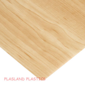 PVC Wood Grain Sheet / Wood Grain PVC Sheet pictures & photos