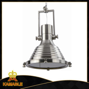 Restaurant Decorative Projects Hanging Lamp (KAC708 Nickel) pictures & photos