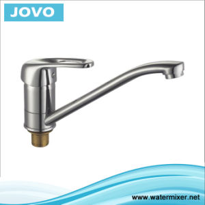 Single Handle Kitchen Mixer&Faucet Jv73205 pictures & photos