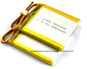 2500mAh Li-ion Li-Polymer Battery for Tablet PC 3.7V Battery Packs pictures & photos