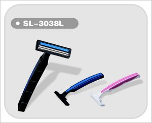 Stainless Steel Twin Blade Disposable Razor Wholesale pictures & photos