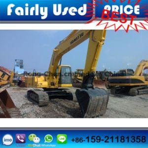 Second Hand Komatsu PC220-6 Crawler Excavator pictures & photos