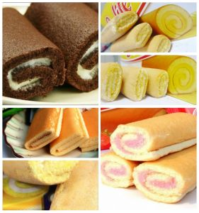 Swiss Roll Cake Making Machine pictures & photos