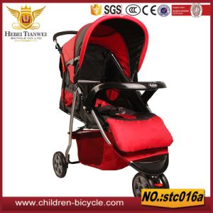 Mixed Difference Colors Three Wheels Baby Strollers pictures & photos