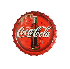 Coca-Cola Metal Beer Bottle Cap pictures & photos