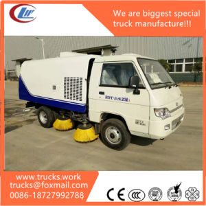 Forland 4X2 Road Sweeper for Public Street Cleaning Truck Sales pictures & photos