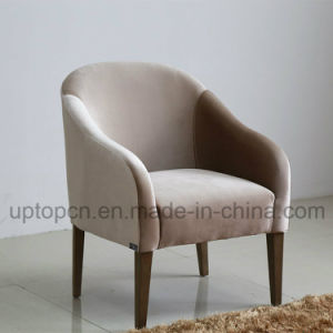 Simple Style Hotel Furniture Armchair with Smooth Lines (SP-HC573) pictures & photos