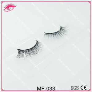 Top Quality 100% Real Mink Strip Lashes Handmade Mink Lash pictures & photos
