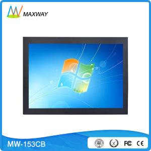Factory Cheap 15 Inch All in One Touch Screen PC with Usbi VGA HDMI pictures & photos