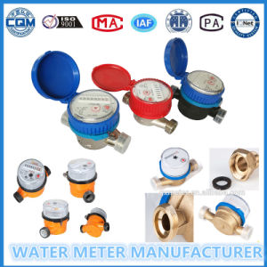 Single Jet Water Meter with Impulse Output for Option pictures & photos