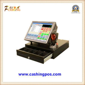 Electronic POS Terminal Cash Register for Point-of-Sale System QC-345 pictures & photos